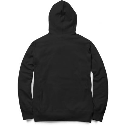 Buy Black Branded Hoodie Holy Fearless